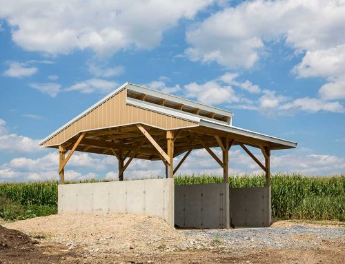 Compost Building – Womelsdorf, PA