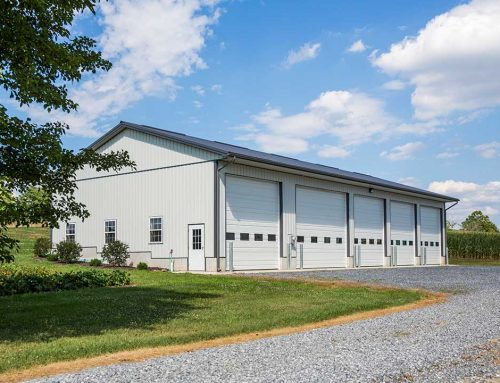 40′ X 88′ Brubaker Ag Building – Womelsdorf, PA