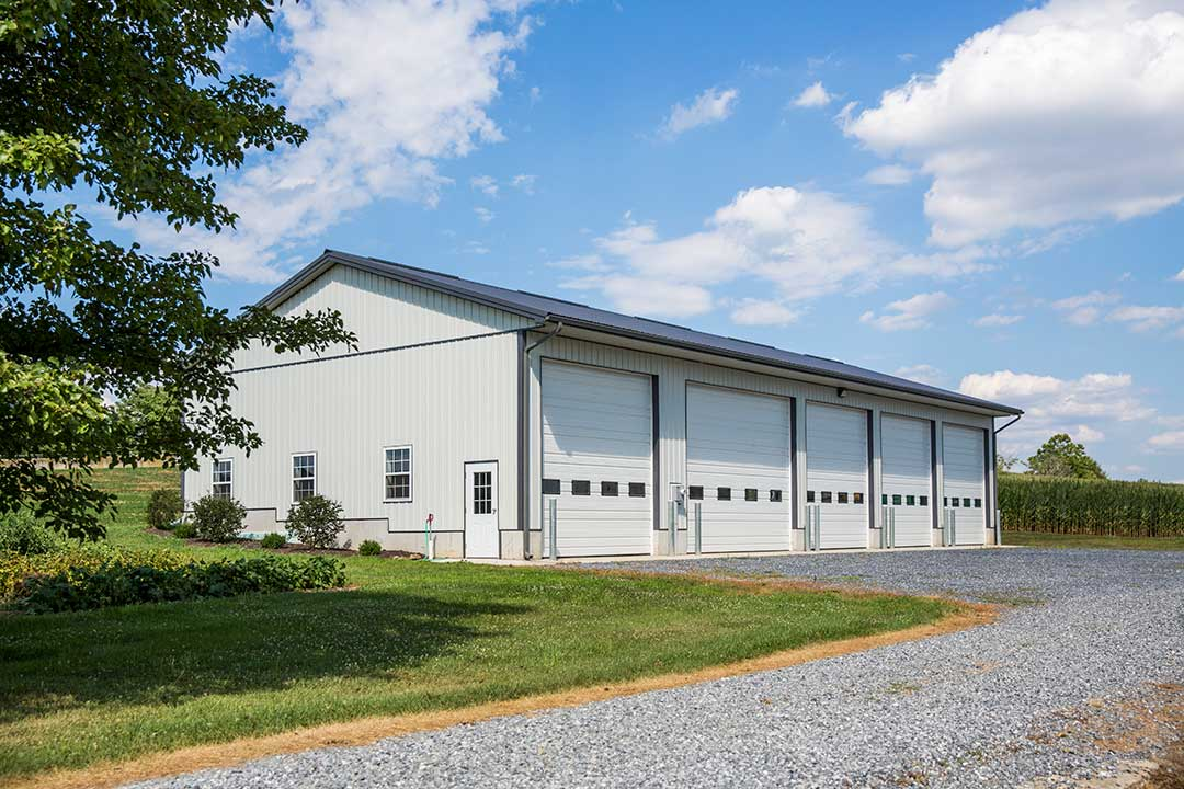 40′ X 88′ Brubaker Ag Building – Womelsdorf, PA