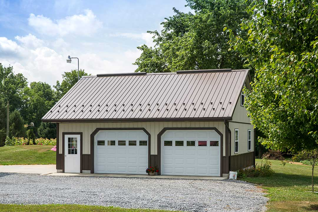 26′ x 30′ Hoover Garage – Womelsdorf, PA