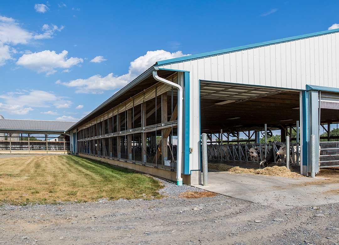 Dry Cow Barn – Wolmesdorf, PA