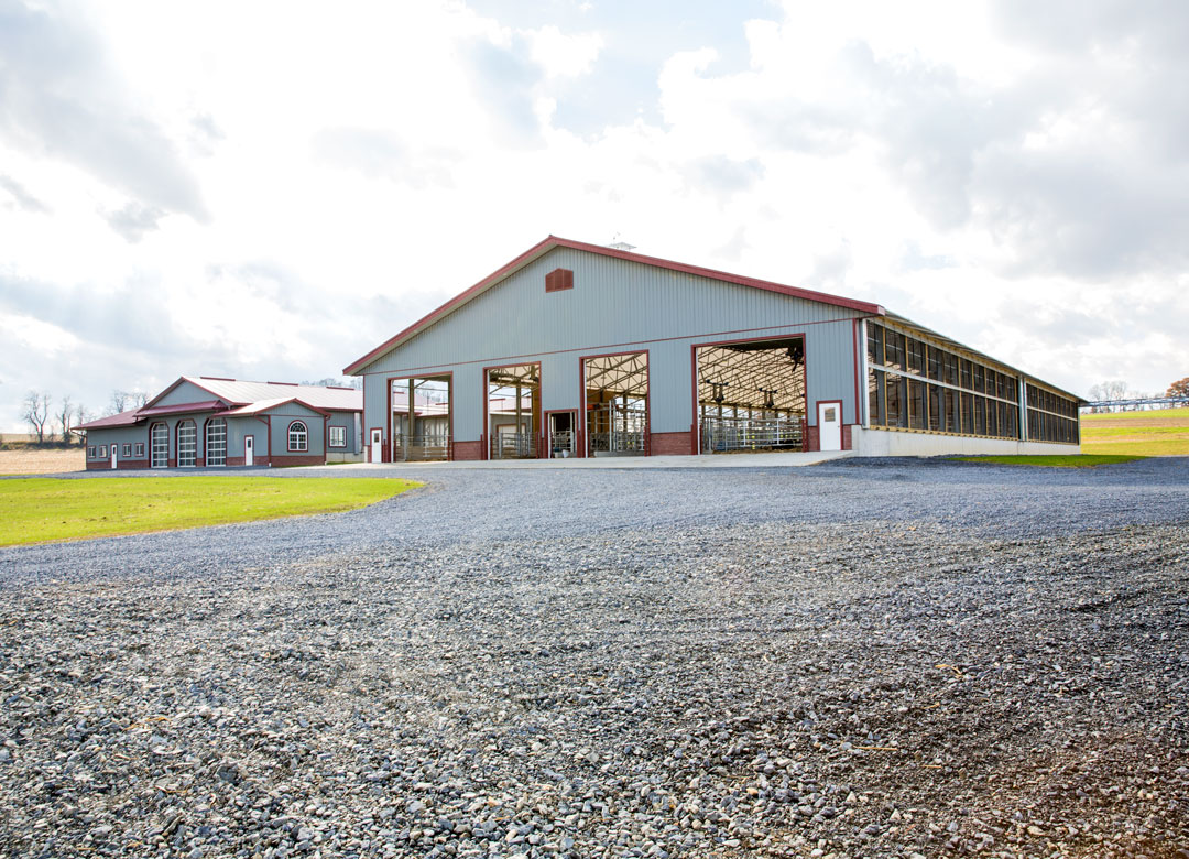 Brubaker Dairy Facility – Womelsdorf PA