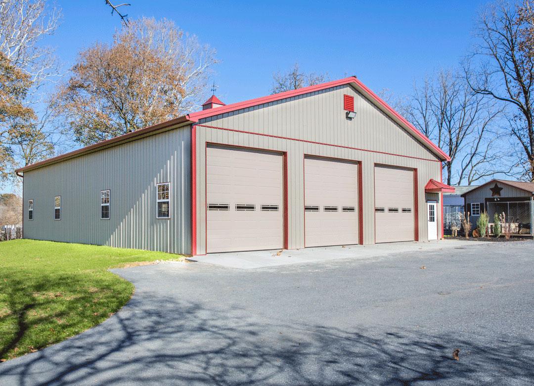 Musser Garage – Myerstown, PA